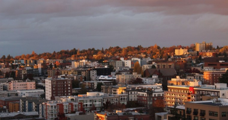Suitcase Six Seattle-sunset-views-from-Tahvis-balcony Updates, Travel Resolutions, and Where Suitcase Six is Going in 2019