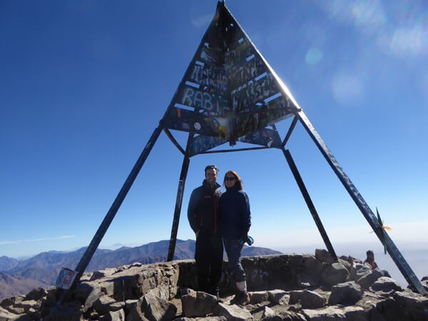Suitcase Six Mila-and-Mark-Whitman-Toubkal-Morocco-2 Woman of the Week: Interview with a Digital Business Owner
