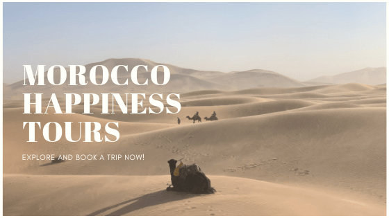 Suitcase Six MOROCCO-HAPPINESS-TOURS How I Lost And Found My Phone in the Sahara Desert