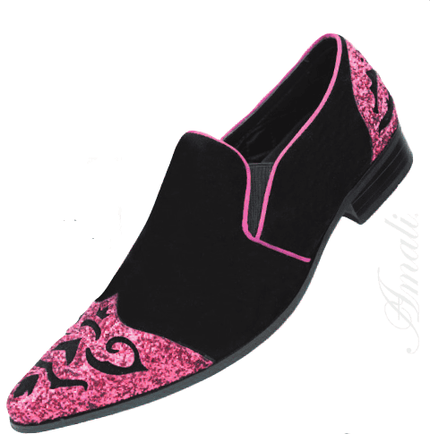 Amali Metallic Velvet Slipon – Bannon