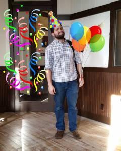 Miles-birthday