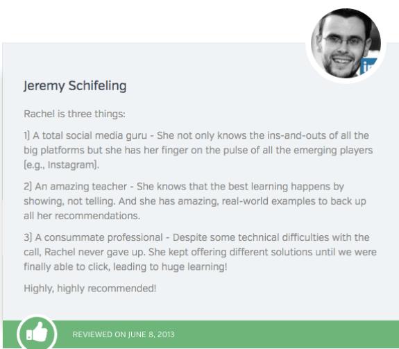 Jeremy Schifeling, Senior Product Marketing Manager, LinkedIn Higher Education