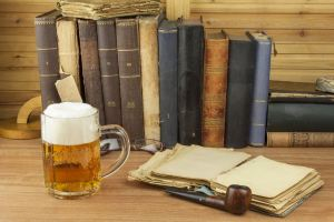 beer and books business book club