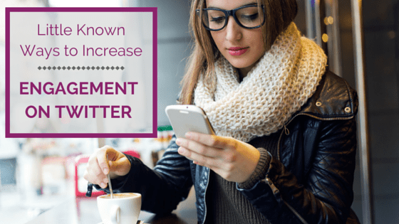 increase engagement on twitter