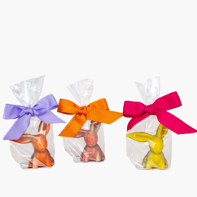 3 small bunnies