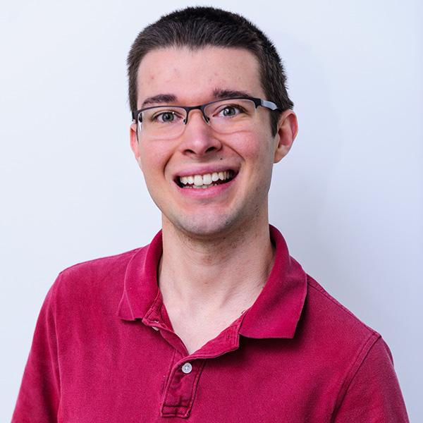 Caleb Evans, Senior Web Developer at SuiteCentric