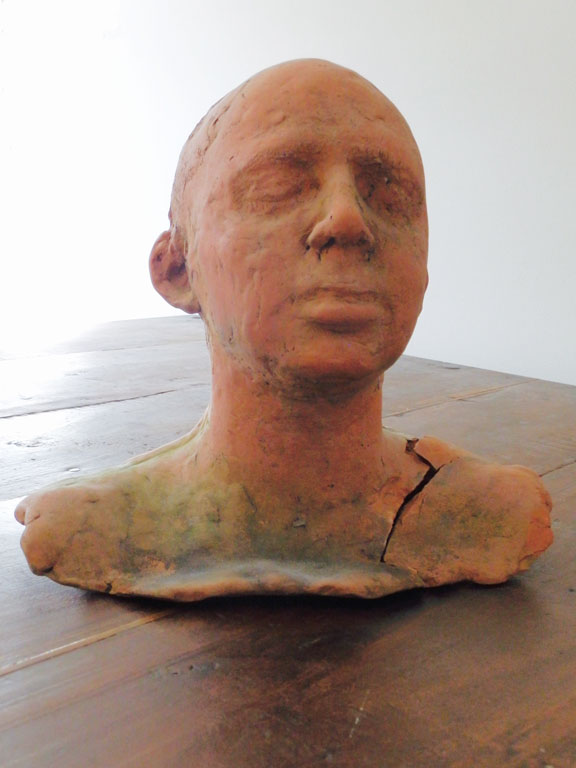 Untitled Bust by the owner