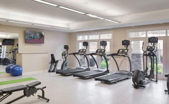 Reserve Glenview Gym