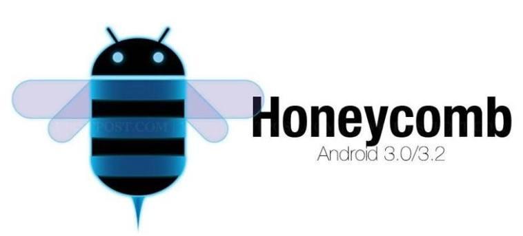 Android Honeycomb Logo