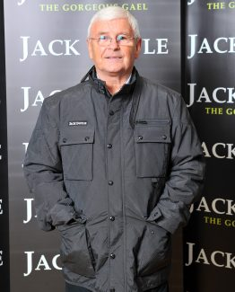 Black Original Jack Doyle Coat As Worn By Charlie McCarthy Suit Distributors Cork