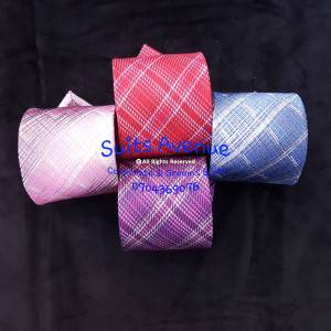 Imported Silk ties