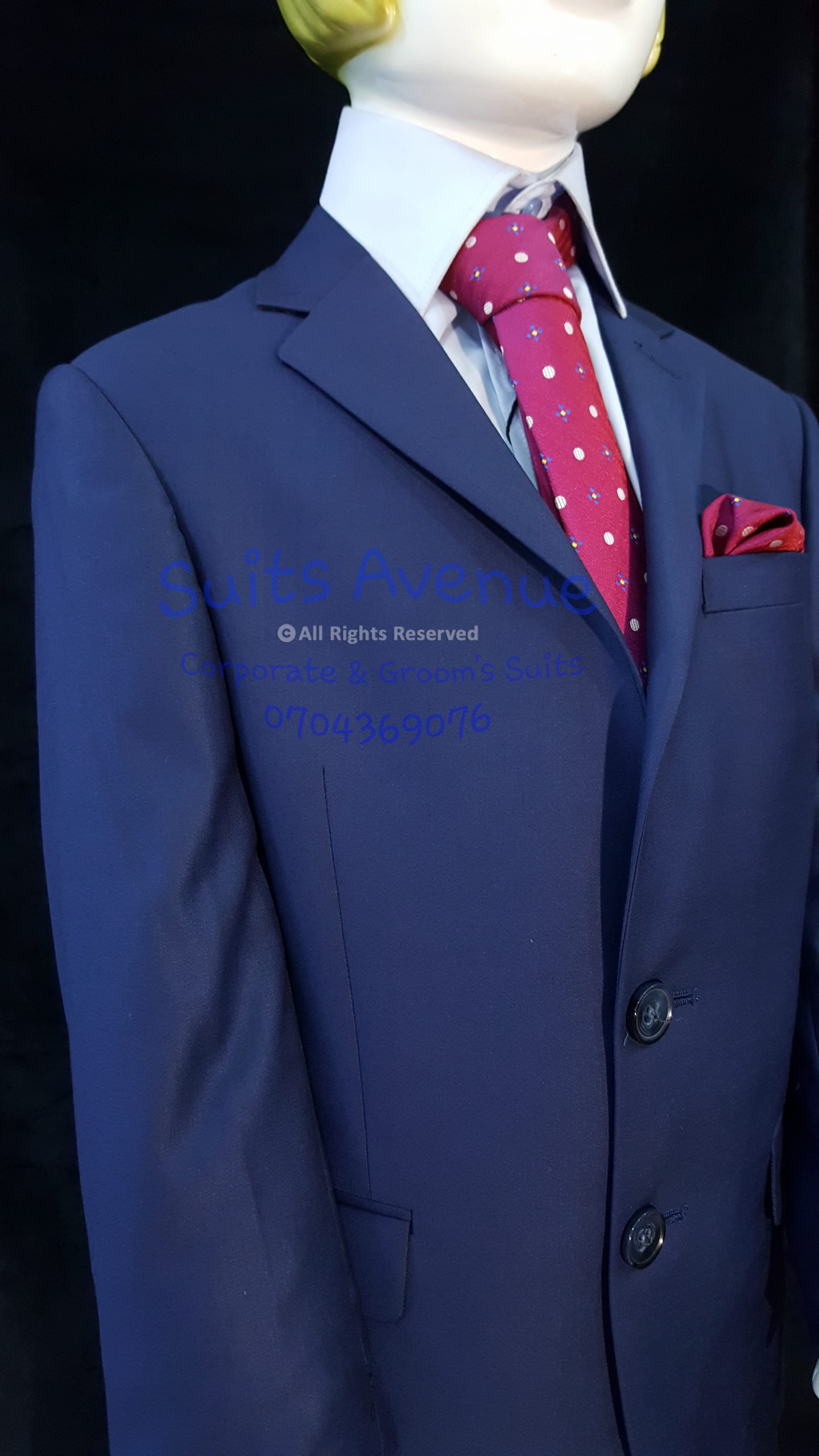 Imported Boys Suits