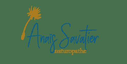 logo Anaïs Savatier - Naturopathe à Bourgoin-Jallieu dans l'Isère