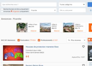 contacter le service client - www.leboncoin.fr