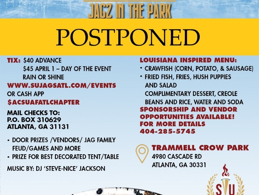 2020 Bayou Bash (POSTPONED)