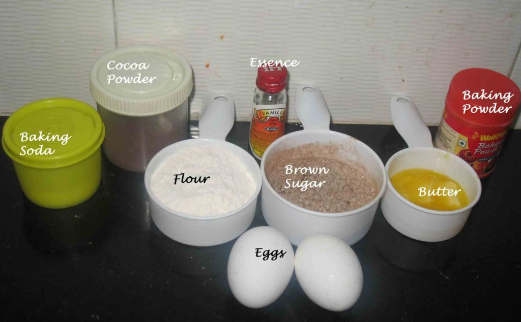 Here Is The Ingredients