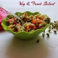 Fruit and Veg Salad