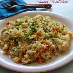Panner Fried Rice