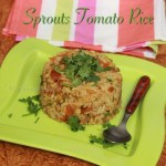 Sprouts Tomato Rice