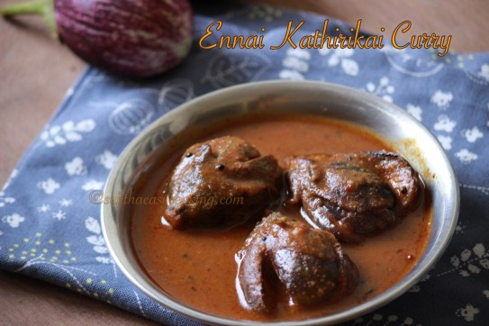 Ennai Kathirikai Curry1