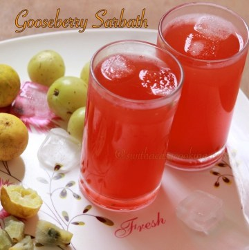 Gooseberry Sarbath5