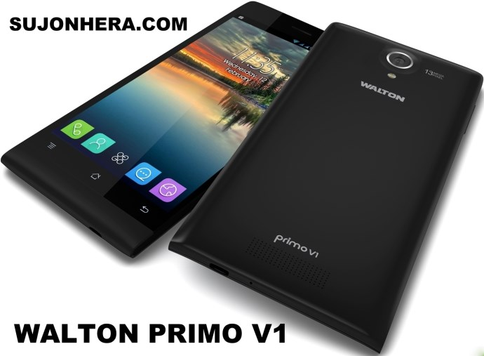 Walton Primo V1: Android Phone Full Specifications & Price