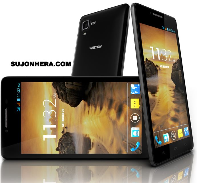 Walton Primo NF: Android Phone Full Specifications & Price