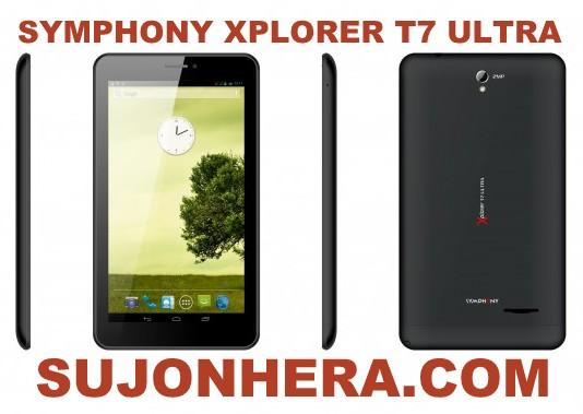 Symphony Xplorer T7 Ultra Tab Specifications & Price