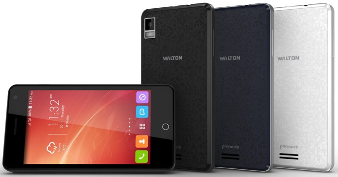 Walton Primo EF2 Android Phone Full Specifications & Price