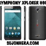 Symphony Xplorer H60: Full Phone Specifications & Price