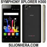 Symphony Xplorer H300: Full Phone Specifications & Price