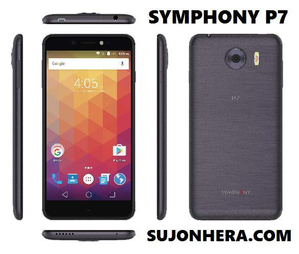 Symphony Xplorer P7 Full Phone Specifications & Price