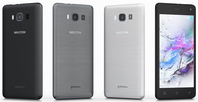 Walton Primo E8 Plus Android Phone Full Specifications & Price