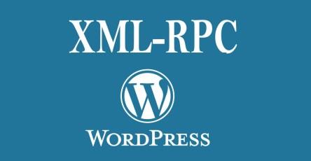 xmlrpc-wordpress
