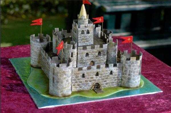 kue ulang tahun istana