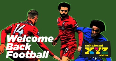 Welcome back football, 5 liga top Eropa bakal hibur sportizen Sukabumi lagi