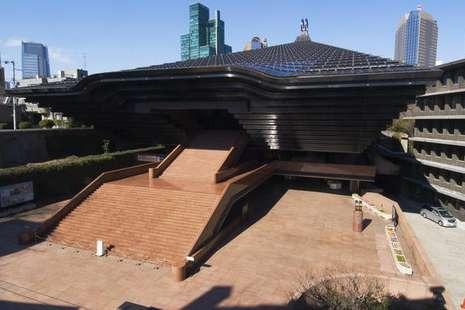 Kuil Shakaden Reiyukai di Tokyo | sukajepang.com