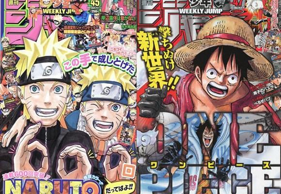 10 Manga Paling Laris Tahun 2014