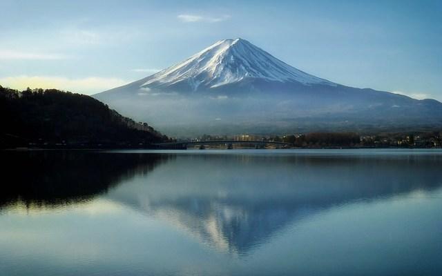 Jepang Sekarang Memiliki Wifi di Puncak Gunung Fuji untuk Cuaca Update & Membual