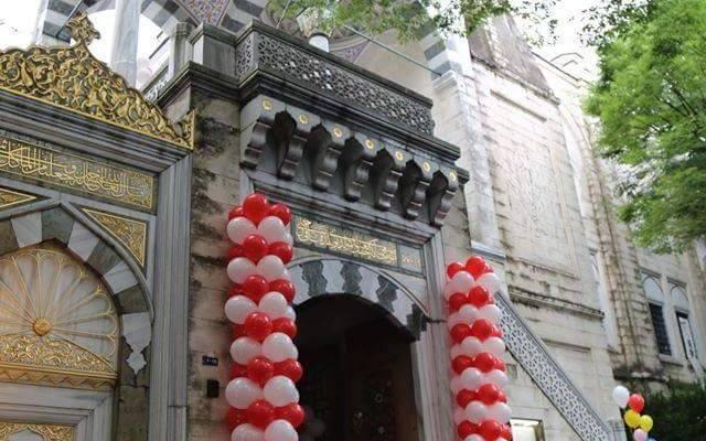 Suasana Perayaan Idul Fitri 1436 H di Jepang