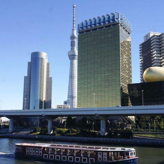 Pemerintahan Tokyo Promosikan Perahu Wisata