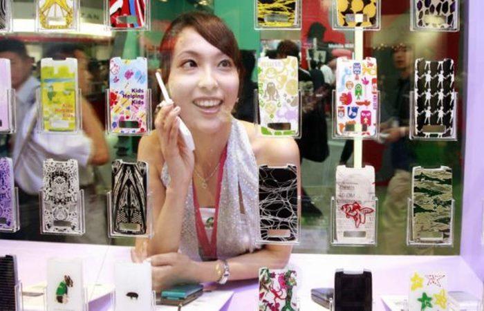 Budaya Menggunakan Gadget Orang Jepang