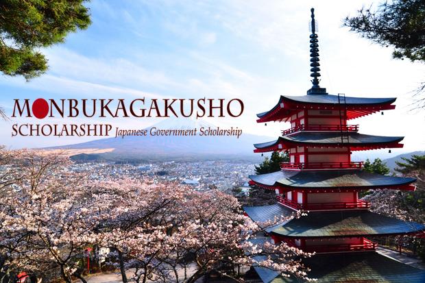 Program Beasiswa Monbukagakusho 2018 Untuk S2 dan S3
