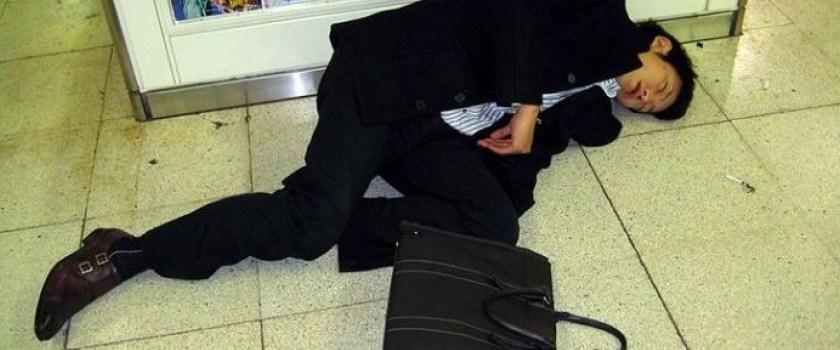 Fenomena Kematian Akibat Kelelahan Bekerja di Jepang
