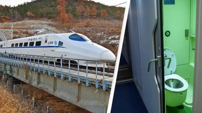 Sakit Perut, Masinis Kereta di Jepang Tinggalkan Kokpit untuk ke Toilet saat Melaju 145 Km/Jam