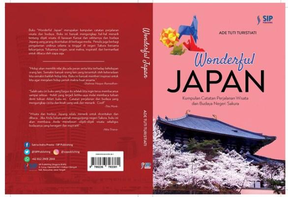 Wonderful Japan, Kumpulan Catatan Perjalanan Wisata dan Budaya Negeri Sakura