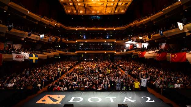 Dota The International 2014 Kelayakan Asia Tenggara