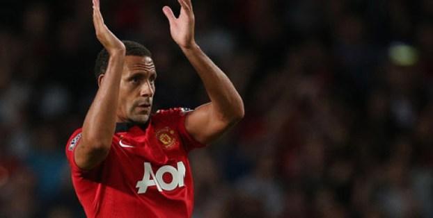 Rio Ferdinand Tinggalkan Manchester United