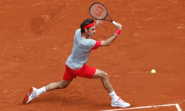 Roland Garros : Roger Federer Mudah Mara
