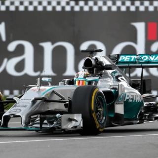 Keputusan Perlumbaan Formula 1 Litar Montreal, Kanada
